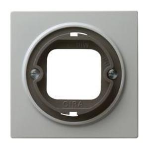 Фото Gira S-Color 065942 Крышка для светового сигнала с байонетным замком (серая)