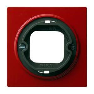 Фото Gira S-Color 065943 Крышка для светового сигнала с байонетным замком (красная)
