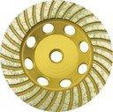 FIT Турбо 39521 Диск шлифовальный алмазный 125х22.2 мм (чаша, сегментный, Turbo)