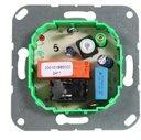 Терморегулятор для электронагревательных приборов (10 А, 230 В, механизм, с/у, белый)