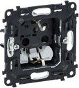 Legrand In'Matic 753030 Розетка с заземляющим контактом (16 А, механизм, з/к, безвинт. зажимы, шторки, скрытая установка)