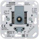 Jung 254UDIE1 Светорегулятор роторный (420 Вт, механизм, скрытая установка)