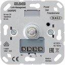 Jung 240PDPE Светорегулятор роторный (2 Вт, механизм, скрытая установка)