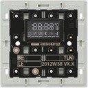 Контроллер-дисплей комнатный KNX компактный (скрытая установка, механизм)