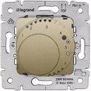 Legrand Galea Life 775690 Термостат для теплых полов +10…+60°С (16 А, 220 В, под рамку, скрытая установка, titanium)