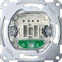 Schneider Electric System M QuickFlex MTN3160-0000 Выключатель однокнопочный (10 А, механизм, подсветка, скрытая установка)