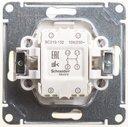 Schneider Electric VS210-152-1-86 W59 1-клавишный ВЫКЛЮЧАТЕЛЬ 2-полюсный, 10АХ, механизм, БЕЛЫЙ