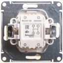 Schneider Electric VS210-152-2-86 W59 1-клавишный ВЫКЛЮЧАТЕЛЬ 2-полюсный, 10АХ, механизм, СЛОНОВАЯ КОСТЬ