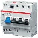 ABB DS203 2CSR253001R1205 Выключатель дифференциального тока трехполюсный 20A 30мА (тип AC)