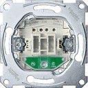 Schneider Electric System M QuickFlex MTN3101-0000 Выключатель одноклавишный (10 А, механизм, индикация, скрытая установка)