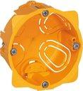 Legrand 080041 Batibox Коробка встраиваемая монтажная для сухих перегородок 1п гл.40мм