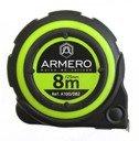 Armero А100/082 Рулетка 8 м х 25 мм (нейлоновое покрытие, автоблок, магнитный крюк)