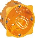 Legrand 080061 Batibox Коробка для сухих перегородок 1п 2-мод. гл. 60мм