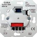 Gira 085400 Выключатель электронный Triac (40-400 Вт, механизм, скрытая установка)