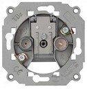 Simon 27 Play 75486-39 Розетка телевизионная одиночная (R+TV, механизм, скрытая установка)