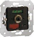 Simon 27 Play 75319-39 Светорегулятор универсальный роторный проходной (40-500 Вт, механизм, скрытая установка)
