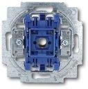 ABB Busch-Jaeger 2CKA001413A0483 Выключатель одноклавишный Н.О. контакт (10 А, с возм. подсветки, механизм, скрытая установка)