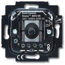 ABB 6513-0-0588 BJE Мех Светорегулятор поворотный с подсветкой универсальный 420W/VA (л/н+эл тр-р или л/н+обм тр-р)