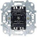 ABB Niessen 8144.2 Выключатель двухклавишный кнопочный (10 А, механизм, с/у)