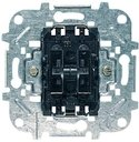 ABB Niessen 8122 Переключатель двухклавишный (10 А, механизм, с/у)