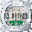 Schneider Electric System M QuickFlex MTN3602-0000 Выключатель одноклавишный двухполюсной (16 А, механизм, индикация, скрытая установка)