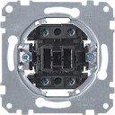 Schneider Electric System M QuickFlex MTN311201 Выключатель одноклавишный двухполюсной (20 А, механизм, скрытая установка)