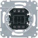 Schneider Electric System M QuickFlex MTN311300 Выключатель одноклавишный трехполюсной (16 А, механизм, подсветка, скрытая установка)