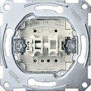 Schneider Electric System M QuickFlex MTN3755-0000 Выключатель двухкнопочный для рольставней (10 А, механизм, скрытая установка)