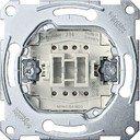 Schneider Electric System M QuickFlex MTN3754-0000 Выключатель однокнопочный с ключ-картой (10 А, механизм, скрытая установка)