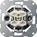 Gira System55 010300 Выключатель одноклавишный трехполюсный (16 А, механизм, скрытая установка)