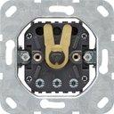 Gira System55 015400 Выключатель жалюзи поворотный (10 А, механизм, скрытая установка)