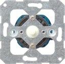 Gira System55 014900 Переключатель поворотный (16 А, механизм, скрытая установка)
