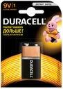 "Duracell 6LR61-1BL /6LF22-1BL Батарейка ""Крона"" 6LR61 9В (1 шт.)"