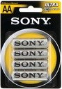 Sony SUM3-NUB4A Батарейки AA LR6 1.5В (4 шт.)