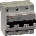 КЭАЗ ВА47-100 233032 Автоматический выключатель трехполюсный 40А (10 кА, C)